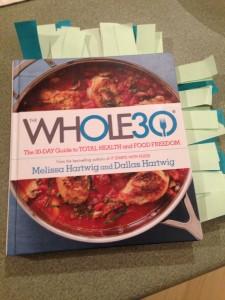 Sarah's recipe book