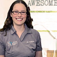 Dr. Kaitlyn